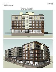 Bcra Tacoma by Community Meeting October 10th Proposed Proctor South Apartment