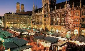 markets munich bavaria southern germany