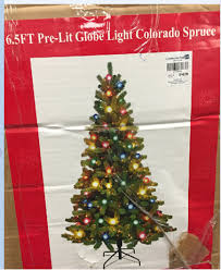 nantucket distributing recalls pre lit trees due to