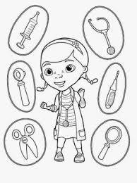 guarda tutti disegni da colorare della dottoressa peluche su