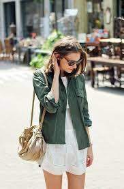 15 ways to wear a green army jacket le fashion bloglovin u0027