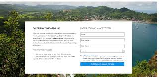 Wellness Creations Experience Nicaragua Giveaway Ends 4 30 e