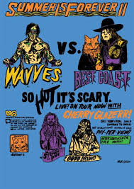 wavves and best coast announce co headlining winter 2016 tour