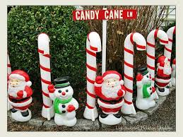 Candy Cane Outdoor Decorations 260 Best Lighthearted Christmas Display Images On Pinterest Blow