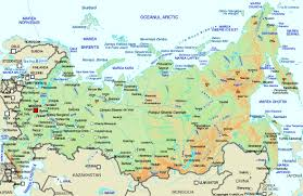 Russia Map Map Of Russia Maps Worl Atlas Russia Map Online Maps Maps Of