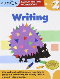 grade 2 writing kumon writing workbooks kumon publishing