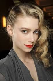 hair style for women with one side of head shaved 101 chic side swept hairstyles to help you look younger