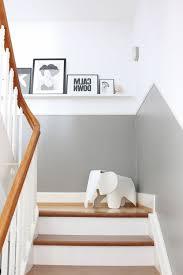 treppe streichen haus renovierung mit modernem innenarchitektur kleines