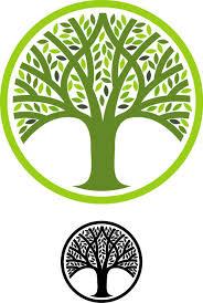 176 best tree logos images on tree logos logo
