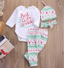 thanksgiving infant headbands amazon com baby girls toddler 4pcs cute set bodysuits leggings