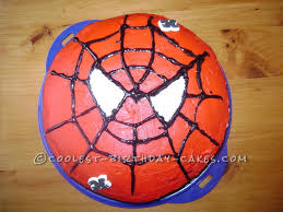easy spiderman cake ideas 49210 homemade spiderman cake id