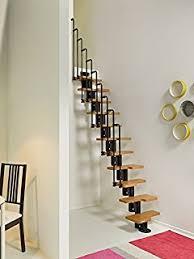 Alternate Tread Stairs Design Dolle Graz Modular Staircases Stairway Kit 12 Treads 95