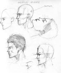 profile sketch aftercall