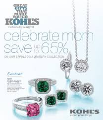 mothers day jewelry sale kohl s mothers day jewelry catalog doug avery