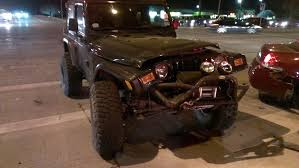 wrecked jeep wrangler for sale the 4000 jeep tj project archive dfw mustangs