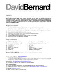 Resume Profiles Examples by Senior Graphic Designer Resume Resume For Your Job Application