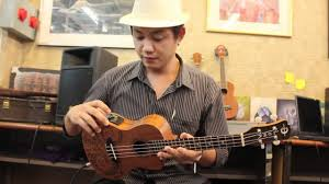 review ukulele luna tattoo concert by น แจะ youtube