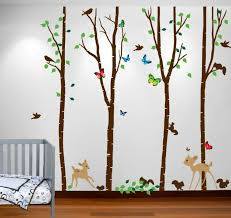 stickers savane chambre bébé stickers savane bb amazing affordable wall stickers sticker enfants