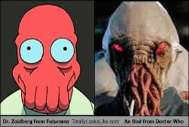 Dr Zoidberg Meme - dr zoidberg from futurama totally looks like an ood from doctor