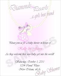 diamonds and pearls baby shower solutions event design by diamonds and pearls baby shower