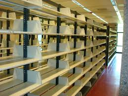 shelving books for libraries