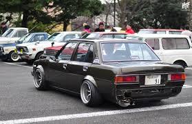1982 Toyota Corolla Hatchback Ke70 Corolla The Best Stuff In The World Pinterest Toyota