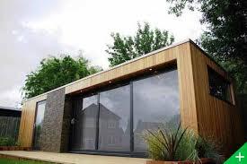 bureau de jardin en kit bureau de jardin abris agrandissement bois maison cube