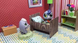 Diy Dollhouse Furniture Easy Diy Custom Lps Doll Accessories How To Make A Tiny Crib