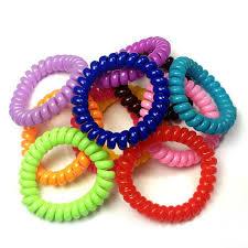 bracelet cord images Telephone cord bracelet fidget 5pcs great fidget bracelets jpg