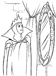 snow white coloring pages free 26 snow white pictures print