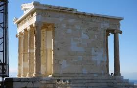 Ancient Greek House Floor Plan by Temple Of Athena Nike On The Athenian Acropolis Article Khan