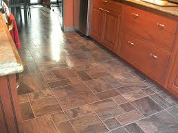 porcelain tile kitchen floor ideas simple effective kitchen