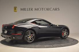 Ferrari California Gray - 2017 ferrari california t stock f1778b for sale near greenwich