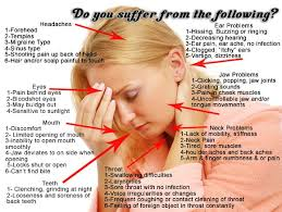 light headed and ears ringing do you suffer from jaw pain headaches ringing in your ears and or