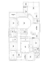 amherst floorplan and survey plat
