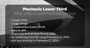 after effects free text templates after effects lower third template u2013 31 free after effects file