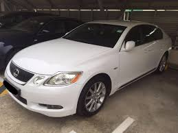 lexus gs 350 uber car for daily weekly or monthly uber u0026 grabcar ready singapore