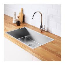 Inset Sinks Kitchen Stainless Steel by Norrsjön Sink Stainless Steel Sinks Bowls And Kitchens