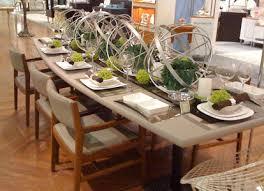 Table Settings Ideas Modern Table Setting Interiors Design