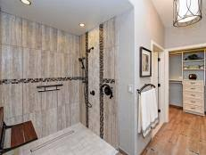 bathroom shower design ideas shower design ideas and pictures hgtv