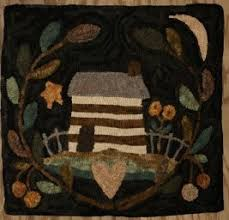1294 best rug hooking images on pinterest punch needle penny