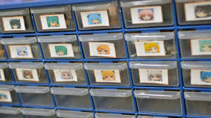 24 Drawer Storage Cabinet by Akro Mils 10124 24 Drawer Plastic Parts Storage Hardware And Craft