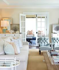 Home With Inspiring Coastal Color Palette Home Bunch  Interior - Color palette living room