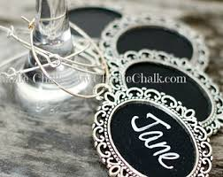 chalkboard charms etsy