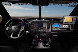 Ford Truck Interior 2017 Ford F 150 Raptor Race Truck Interior Dashboard Photo