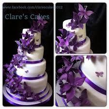 Wedding Butterfly Cake