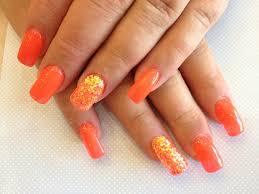 nail salon acrylic nail designs