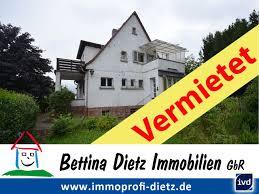 Haus Inkl Grundst K Mieten Seligenstadt Vermietet Dietz Einfamilienhaus Mit