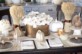 thanksgiving tablescapes ideas dining room modern thanksgiving dinner table settings and full