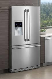 cabinet depth refrigerator lowes refrigerator amazing counter depth french door refrigerator